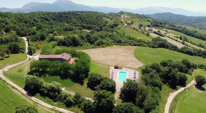 Agriturismo Valle Verde - Panoramica- View