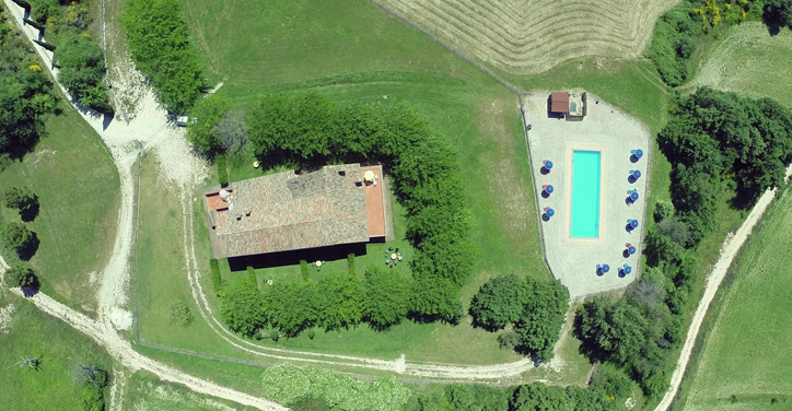Agriturismo Valle Verde - Panoramica- View