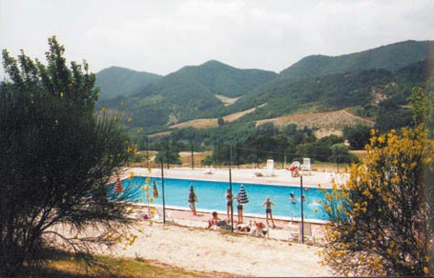 Agriturismo Valle Verde - Piscina - Swimming Pool