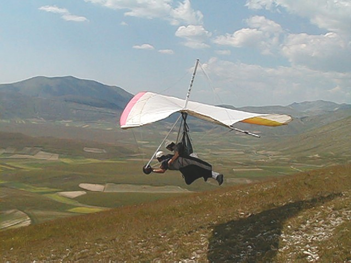 Agriturismo Valle Verde - Deltaplano - Hang-gliding