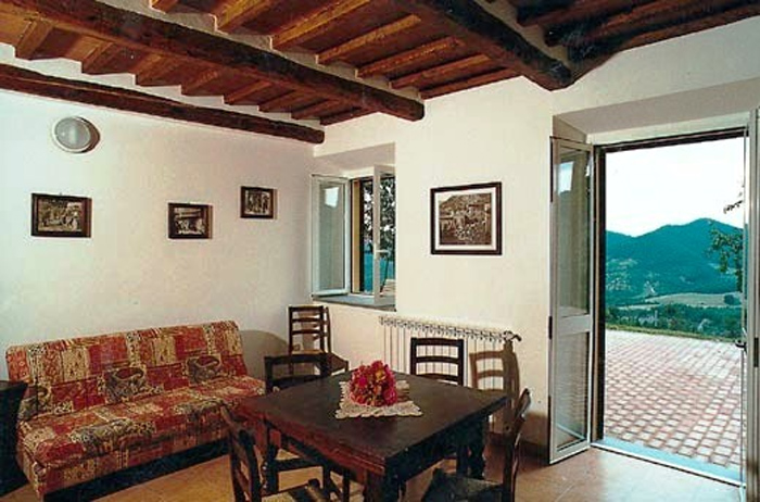 Agriturismo Valle Verde - Soggiorno - Living Room